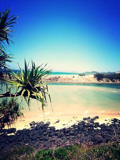 Fabulous Burleigh Heads, Gold Coast #Australia
