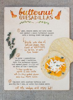 Check out these great recipes from The Forest Feast For Kids by Erin Gleeson.