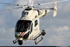 Belgian Police MD-900 Explorer