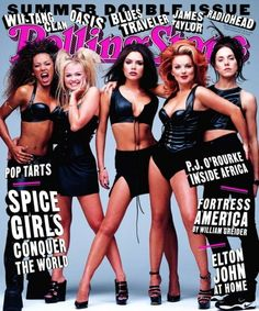 43 Reasons Why The Spice Girls Are The Best Girl Group Of All Time - pretty damn funny! :)