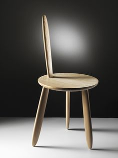 '3dwn1up' chair (side) by Aldo Bakker for Particles, photo erik and petra hesmerg
