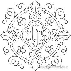 Church / Ecclesiastical Embroidery Patterns  http://www.needlenthread.com/patterns#patchurch