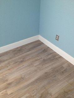 Dream home delaware bay driftwood laminate flooring for Lumber liquidators decking material
