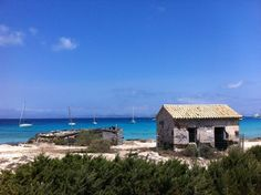 Formentera West Coast, South Africa, Cabin, House Styles, Painting, Travel, Home Decor, Viajes, Decoration Home