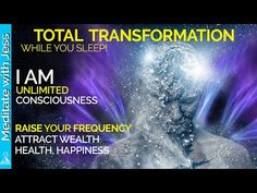 Reprogram your MIND & HEART to become a POWERFUL conscious creator. Bedtime Meditation, Guided Mindfulness Meditation, Meditation Practices, Guided Meditation, I Am Affirmations, Inspirational Speeches, States Of Consciousness, Meditation For Beginners, Sound Healing