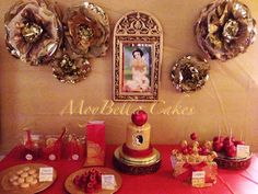 Snow White Birthday Party Ideas | Photo 1 of 12