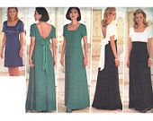 Butterick Sewing Pattern 4776 Misses'/Misses' Petite Dress