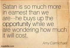amy carmichael quote about devil | Amy Carmichael quotes and sayings