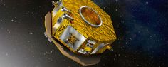 ESA is getting ready to launch LISA Pathfinder, a mission that will test the technology for a million-kilometer-large gravitational wave detector. Gravitational Waves, Einstein, Rockets, Physics, Connect, Lisa, Sun, Heart, Space