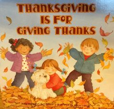 Mom's Must Read: Give Thanks for Thanksgiving Books