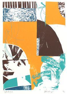 Sérigraphie signée numérotée / 32 x 45 cm / 4 couleurs / 10 exemplaires / Septembre 2013 / Papier Cyclus Offset 300g http://atelier-bingo.fr/Contre-vents-et-marees