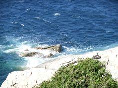 Sentier des douaniers, Calvi, Corsica