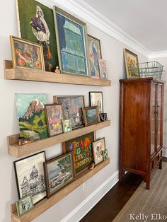 Eclectic Gallery Wall, Wall Decor, Room Decor, Wall Art, Interior Decorating, Interior Design, Home Projects, Home And Living, Living Spaces