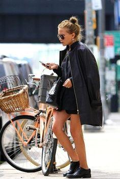 Olsen street style :)