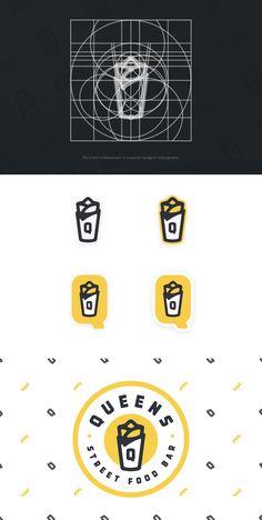 64 Super Ideas For Design Cafe Logo Inspiration Web Design, Food Logo Design, Logo Food, Design Ideas, Logo Branding, Typography Logo, Branding Design, Creative Logo, Logo Inspiration