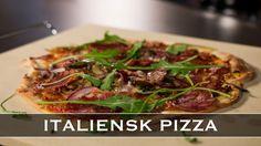 Italiensk pizza ala FCC!