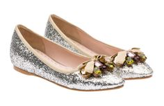 Miu-Miu-glitter-ballerinas-with-hidden-wedge-heel-and-Swarovski-crystal-embellished-vamp,-grosgrain-trim-and-bow-(€460 (635×414)