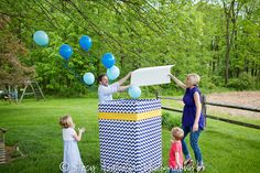 22 Gender reveal party ideas - C.R.A.F.T.