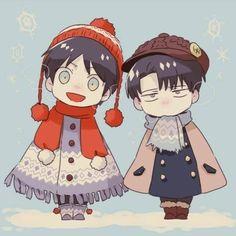 So much cuteness.