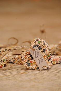 Bird Feeder- 9 Winter Baby Shower Favors Your Guests Will Love