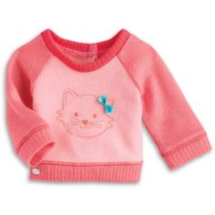 Kitten Sweater for Dolls | Truly Me | American Girl