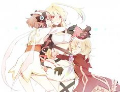 Tags: Anime, Fanart, Pixiv, Milla Maxwell, Tales of Xillia