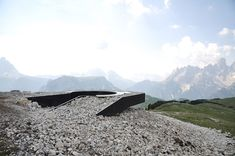 Gallery - Monte Specie 2305m a.s.l. Lookout / MESSNER Architects - 10