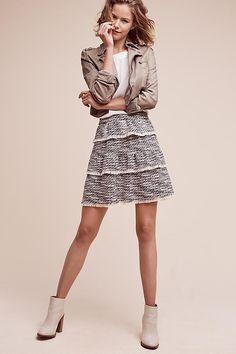 Lucca Fringe Skirt