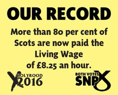 #SP16 #BothVotesSNP