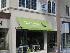 awning #green #shoes #store #original