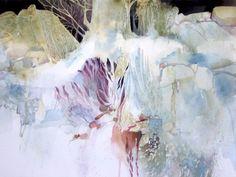 Artwork of Karen Ku - Tree and Roots