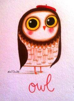 owl by Alex T. Smith
