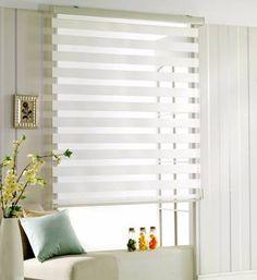 cortina roller zebra dia/noche varias medidas lista p/instal