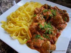 A lovely recipe but one that I have not made in a very long time, and I don't know why as I love it so, its a pork goulash which origina...