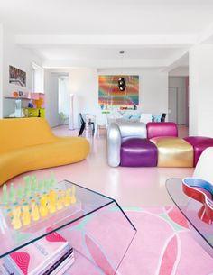 Karim Rashid's Apartment