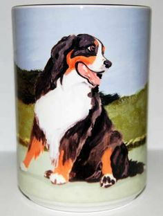 #Bernese Mountain Dog Coffee Mug