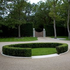 Contemporary English Gardens by Landform Consultants - Wentworth Estate