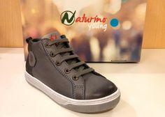 NATURINO: le scarpe per bambini che danno l'impressione di camminare sulla…