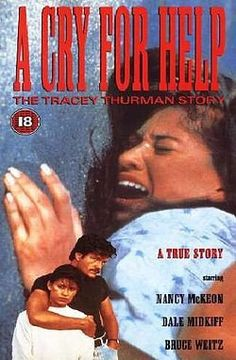 A Cry For Help The Tracey Thurman Story movie dvd. Sad Movies, Good Movies To Watch, Great Movies, Movie Tv, Movie List, Awesome Movies, Nancy Mckeon, Movie Hacks, Crime Books