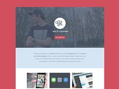 Sweet Portfolio site