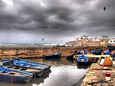 Photos from the old city of Essaouira, on the Atlantic coast of Morocco.