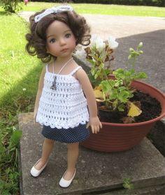Summer outfits for Little Darling, Passion Poupées: Tenues d'été pour les Little Darling