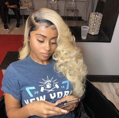 Blonde Wigs Lace Hair Brown Wigs Babylights Blonde Ash Blonde Highlights On Dark Hair Synthetic Lace Wigs Dark Hair With Highlights, Blonde Wig, Ash Blonde, Blonde Weave, Hair Laid, Lace Hair, My Hairstyle, Black Girls Hairstyles, Weave Hairstyles