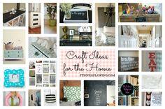crafti thing, crafti stuff, craft ideasth, decor project, diy idea