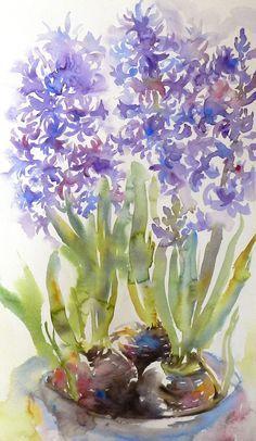 Pas besoin d'avoir les mains vertes !           Lesbulbes à fleursse prêtent particulièrement à uneculture en intérieuroffrant une floraison avant l'heure. C'est ce qu'on
