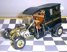 Paddy Wagon (Model cars, plastic models)