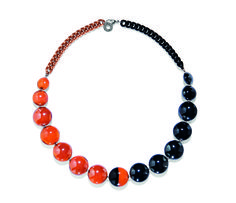 Audrey necklace - Blooming Glass 2014 - Antica Murrina