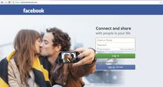 New homepage screen of #Facebook  - GOOD :)
