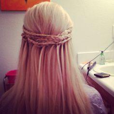 Prom Hair. <3