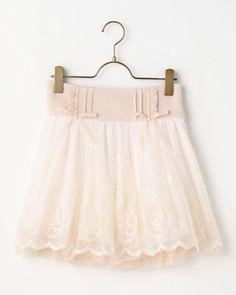 起毛カット裾ハート刺繍スカパン Mori Girl Fashion, Liz Lisa, Kawaii Fashion, Ballet Skirt, Japan, Cute, Skirts, Clothes, Shopping